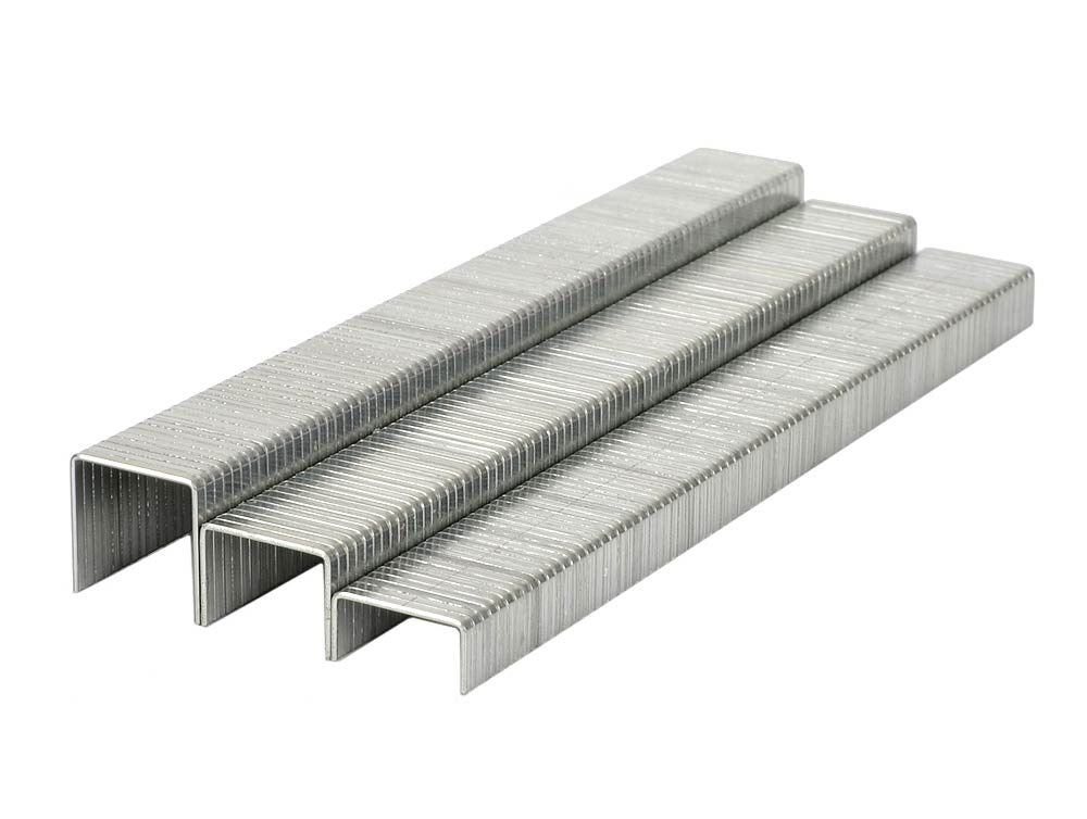 """Lot of 5 Boxes Bostitch 5,000 Galvanized Staples SB5019 1//2/"""" for use in P50-5B"""