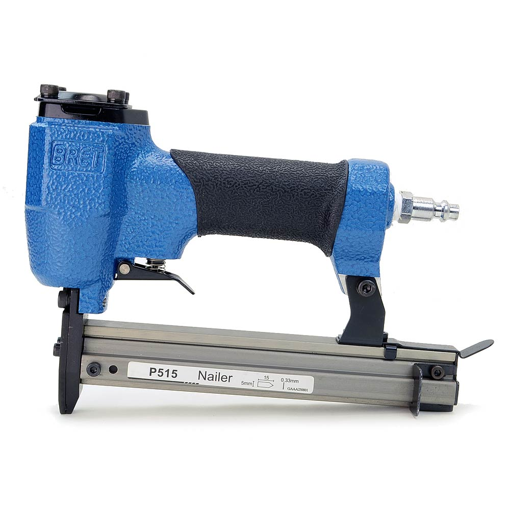 Salco P515 pneumatic picture framing stapler. Uses m515 flexible points