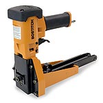 DS-3219 pneumatic top carton stapler. Uses C34, C58 stick staples.